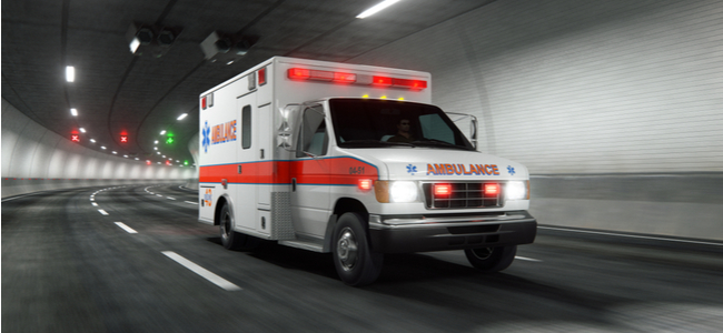 Ambulance Ride Could Cost You A Small Fortune